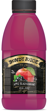 Bundy Juice Apple Blackcurrant