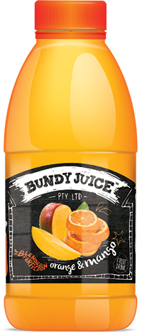 Bundy Juice Orange & Mango
