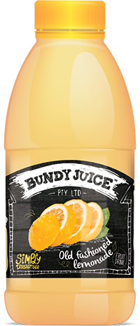 Bundy Juice Old Fashioned Lemonade