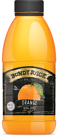 Bundy Juice 99% Orange