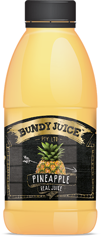 Bundy Juice Pineapple